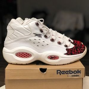 Reebok Question Mid Prototype Brand new